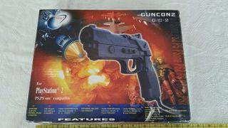 Pistola Guncon 2 para PsX (Psone) y Ps2