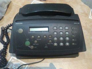 Telefono con fax rebajado