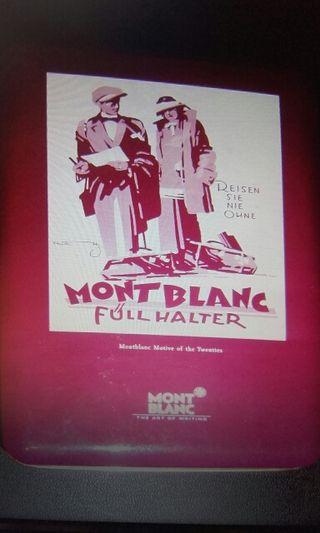 Caja Montblanc