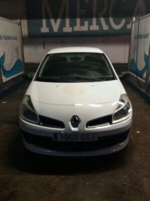 Renault clio 1,2 gasolina