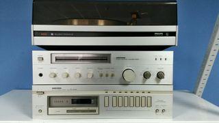 Plato automatico Philips, Ampli Vanguard
