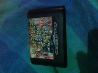 Mega Games 1 Mega Games 2 Y Road Rash 2 De Sega Megadrive