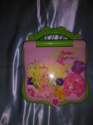 Vendo portatil de juguete de barbie