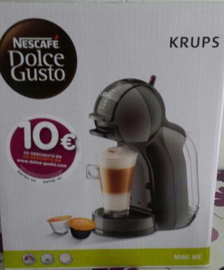 Cafetera Krups nueva