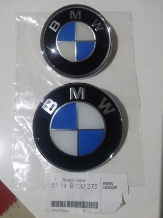 EMBLEMAS ACABADO ORIGINAL BMW