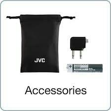 Auriculares JVC premium