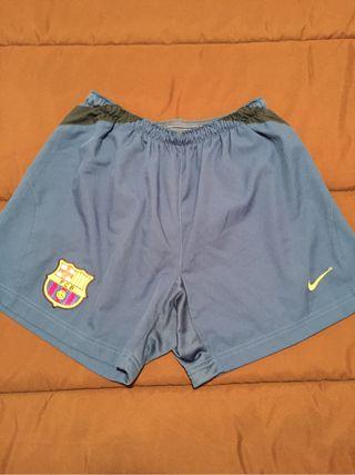 Pantalones FC Barcelona de segunda mano en Madrid en WALLAPOP b50eedc4b65