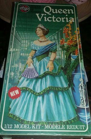 Coleccionista Queen Victoria 1/12 Model Kit - Modele Reduit