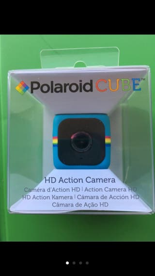 Polaroid Cube Blue ActionCam HD