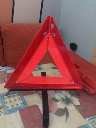 Triangulos de señalizacion