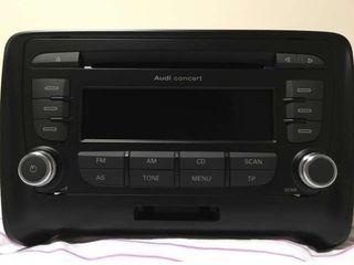 Radio cd Audi TT Concert