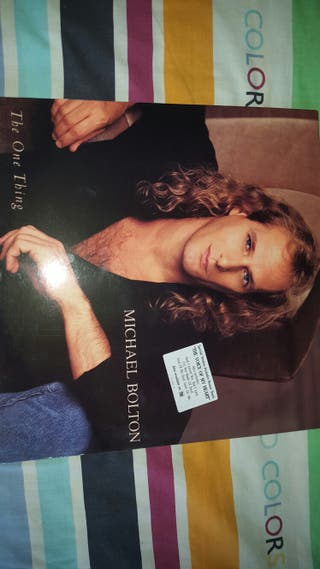LP Michael Bolton - The One Thing