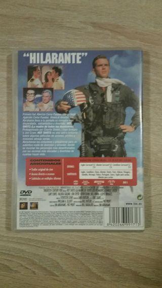 Hot shots! Película,dvd