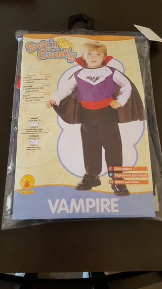 Disfraz niño 1-2 Vampiro HALLOWEEN...