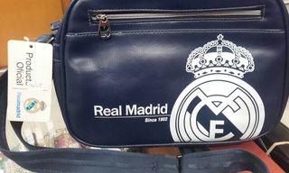 Bandolera Real Madrid 28x20cm