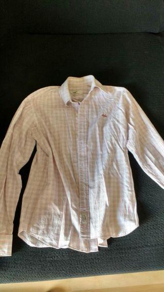 Camisa original Thomas Burberry