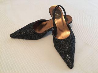 Zapato fiesta fantasía