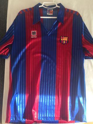 Meyba barcelona 91/92 impecable XL