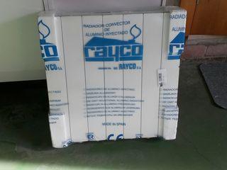 Elemento radiador aluminio rayco magno 600
