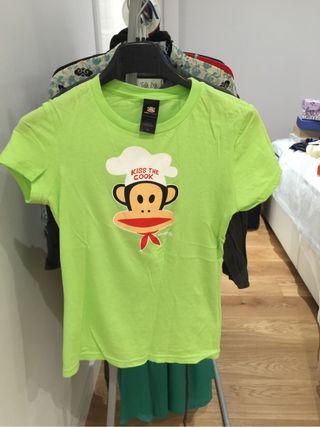 Camiseta nueva de Paul Frank Talla XS