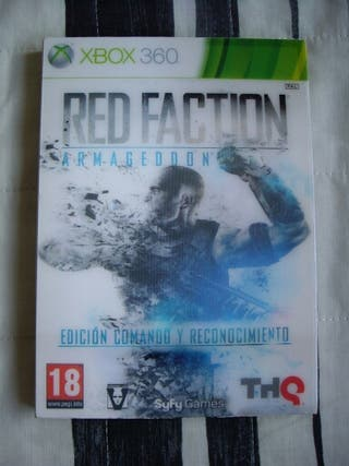 Red Faction Armageddon Nuevo Xbox 360