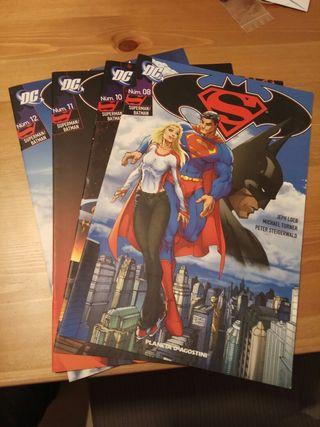 Comic Súper Man / Batman