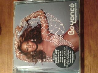 Disco Beyoncé - Dangerously in love