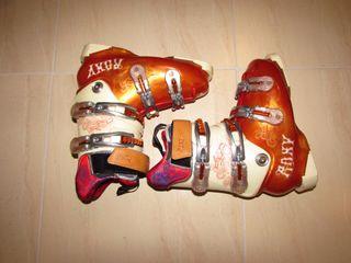 Botas esqui Roxy mujer