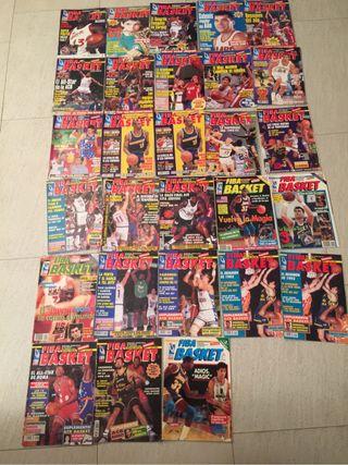 Revista baloncesto FIBA BASKET