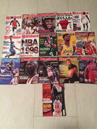Revistas baloncesto AMERICAN BASKET