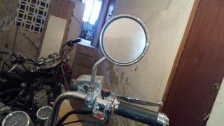 Espejos para motos custom