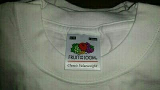 Camisetas fruit of the lomm