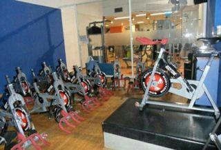 Equipamiento gimnasio profesional