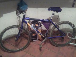 Bicicleta montaña atak