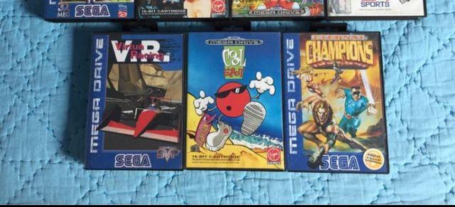 Juegos de Sega Mega Drive