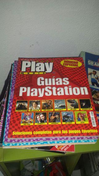 Guías Playstasion