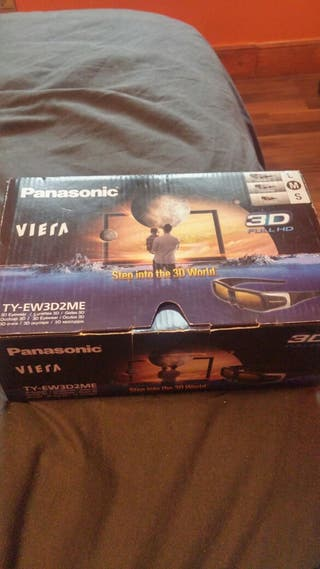 2x Gafas 3D Panasonic