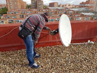 Instalacion y orientacion de antenas sat y tdt