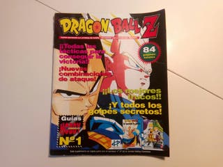 Guia Dragon Ball Z (Hobby Consolas)