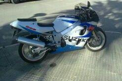 Suzuki. 600 gsx r