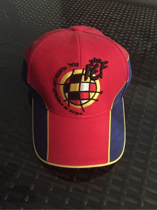 Gorra oficial España
