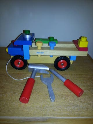 Camion de bricolaje