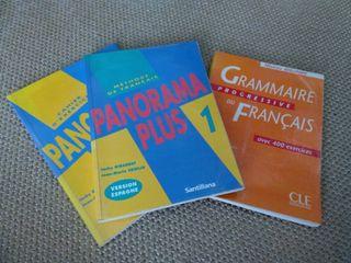 Libros Francés. Nivel A1.Escuela Oficial Idiomas.