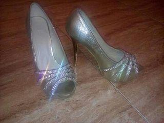 Zapato un solo uso!!