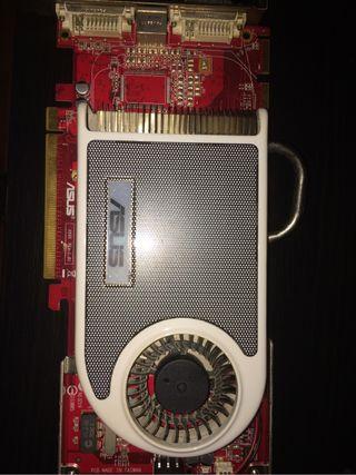 Tarjeta grafica AMD X1950 Pro