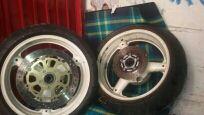 ruedas llanta y discos
