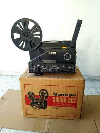 SANKYO SUPER 8 SOUND 502