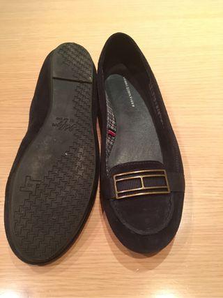 Zapatos nuevos Tommy Hilfiger azul marino