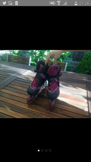 Patines Oxelo 34-37