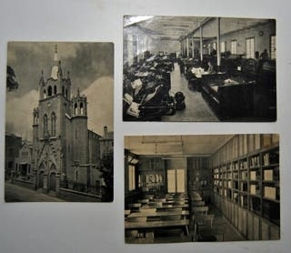 Postales antiguas de Barcelona